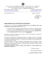 Mobilità scuola AS 2015/2016 - istituto comprensivo campli