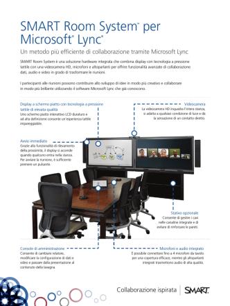 Brochure SMART Room System