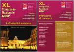 Programma - XL Congresso Nazionale AIEOP