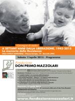 La locandina - Diocesi di Cremona