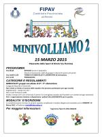 Volantino - FIPAV Comitato Provinciale di Rimini