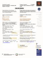 ZBORZBIRK - ZRC SAZU