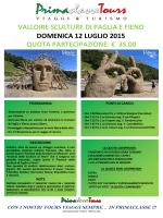 16 Volantino Valloire Sculture di Paglia e Fieno 12-07-2015