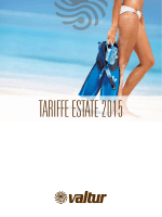 Tariffe Estate 2015
