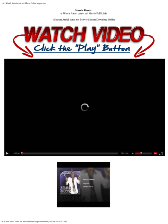 ( Watch Amici come noi Movie Online Megavideo