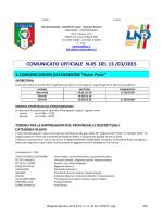 C.U. n 45 2014 2015