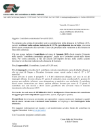 Denunce 02/2015 - Cassa Edile del Vercellese e della Valsesia