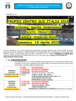 circolare trofeo centro sud italia
