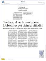 Tiratura: nd Diffusione: nd Lettori: nd Dir. Resp.: Ferruccio De Bortoli
