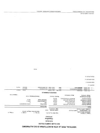 Classifica - FISI (CAB)