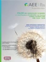 Giornata AEE - Palmi (RC) 18 / 03 / 2015 - Arbo