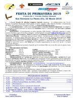 San Giovanni La Punta (Ct), 22 marzo 2015