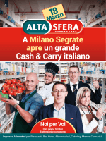 guarda la brochure di presentazione del nuovo cash & carry di