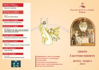 clicca qui - Parrocchia San Pio X