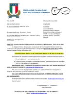 convocazione U14 02-04-2015 Pavia