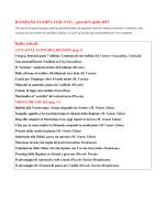 RASSEGNA STAMPA CGIL FVG – giovedì 9 aprile 2015 Indice articoli