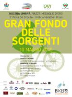 Volantino G.F. delle Sorgenti - 2015