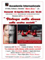 Relazione Ass. P.I. Eva Avossa – La violenza sulla