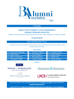 22 aprile 2015 - Bocconi Alumni Association