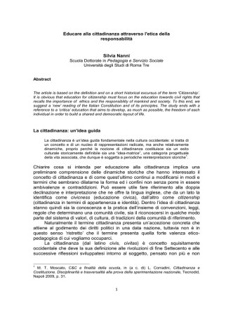 10.EducareAllaCittadinanza EticaeResponsabilita Nanni