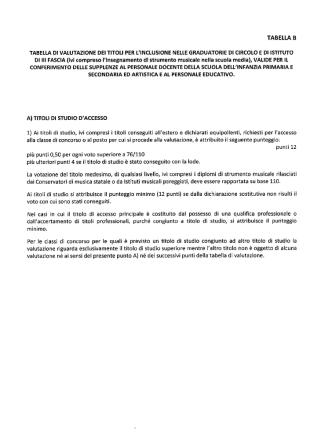 Decreto Ministeriale 353 del 22 maggio 2014