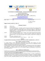 direttiva al DSGA a.s. 2014-2015