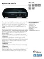 EpsonEH-TW570