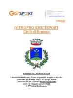 IV TROFEO GESTISPORT Città di Bresso