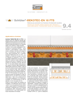 Schlüter®-BEKOTEC-EN 18 FTS - Schlüter