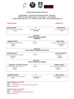 Programma - boxechampionclub.it