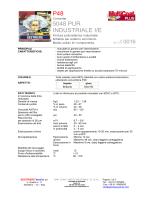 5048 (CONV.P48) PUR INDUSTRIALE I.E. 02.13