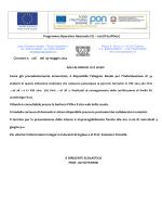 Circolare n. 228 del 30 maggio 2014 AGLI ALUNNI DI I E II LICEO