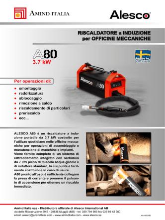 3.7 kW - Amind Italia