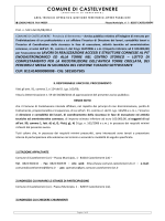 COMUNE DI CASTELVENERE