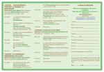 Programma e scheda di iscrizione 29 nov 2014