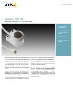 Microfoni AXIS T83