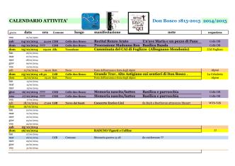 (AAA-Calendario Gen WTS-DB 2015-Attivit\340-2014