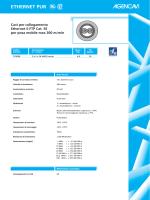 Aggiornamento scheda tecnica: Ethernet PUR