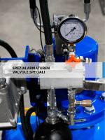 """spezialarmaturen valvole speciali - bei TechnoAlpin """"water solutions"""""""