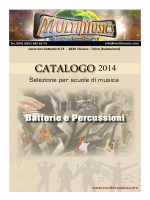 CATALOGO - MultiMusics