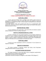 informativa fonia 1_14 - Aeroporto G. Caproni