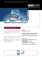 MAXDATA NB ECO 4510 IW Select .