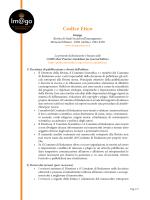 Codice Etico Im@go Rivista di Studi Sociali sull