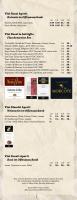 Vini Rossi Aperti Rotwein im Offenausschank Vini Rossi in bottiglia