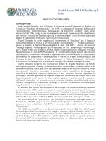 Scarica la Locandina - Scienze Politiche, Economiche e Sociali Unimi