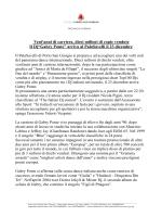 Pubblicazione decreto di aggiudicazione definitivo