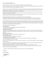 Declarazione del diritto alla felicità nell` Unione Europea Una delle