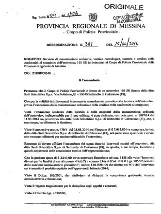 Consiglio di Stato, Quinta sezione, sentenza n. 1598 del 2012