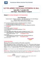 Regolamento di regata torino 19 aprile 2015