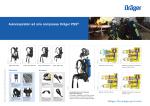 Autorespiratori ad aria compressa Dräger PSS® (PDF)